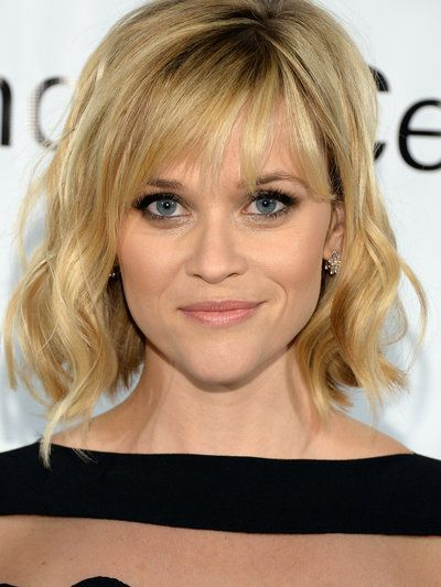Reese Witherspoon: Welliger Long Bob