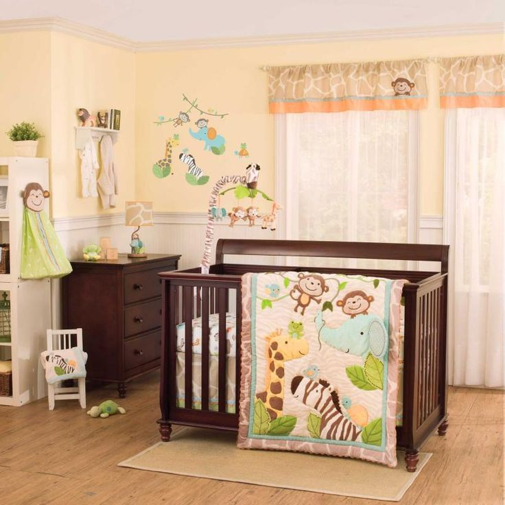 17 Best Images About Baby Bedding Safari On Pinterest Baby Crib Bedding Baby Rooms And Products