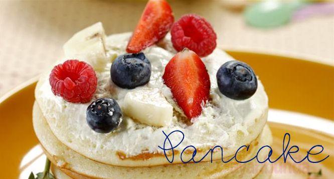 Pancake :: Klik link di atas untuk mengetahui resep pancake