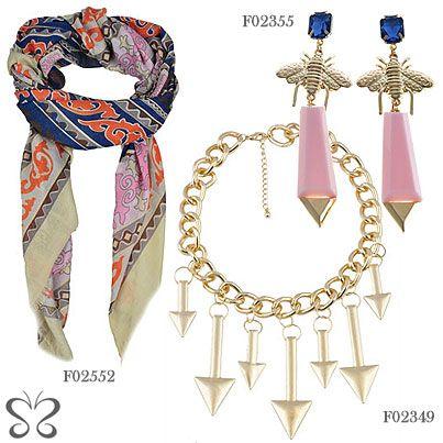 #Aztec #Statement accessories