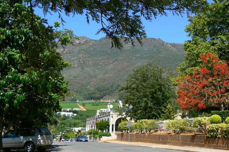 Riebeek Kasteel  a touch of countryside inspiration