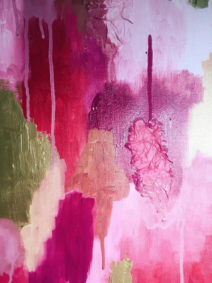 MEK art & design™   bleeding love progress...
