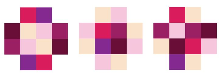 Position of colours - box illusion http://www.larisadeac.com/design-blog/2015/3/8/how-we-perceive-colour