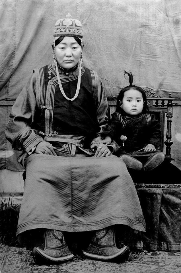 rare historical Mongolian photos