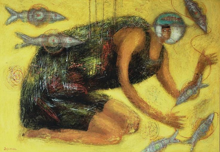 Le Rêve du Plongeur  Mirielle Dejasmin 2012