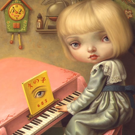 Mark Ryden. One of my favorite artists
