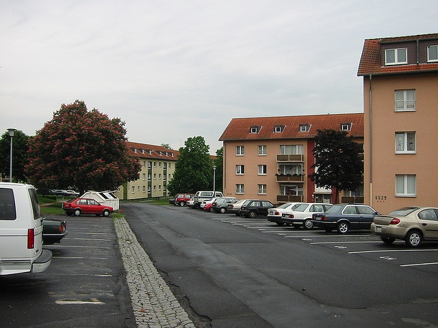 Roman Way Housing Butzbach Germany | Recent Photos The Commons Getty Collection Galleries World Map App ...
