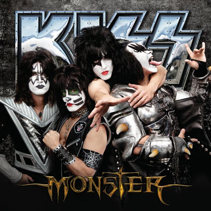 Monster (2012) - KISS