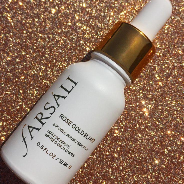 "99 Likes, 5 Comments - Makeup/Still Life Photography (@lipstickforlunch) on Instagram: ""✨@farsalicare Rose Gold Elixir! ✨~ 📷 by: ME! 😊 • • • #farsali #farsalirosegoldelixir #farsalicare…"""
