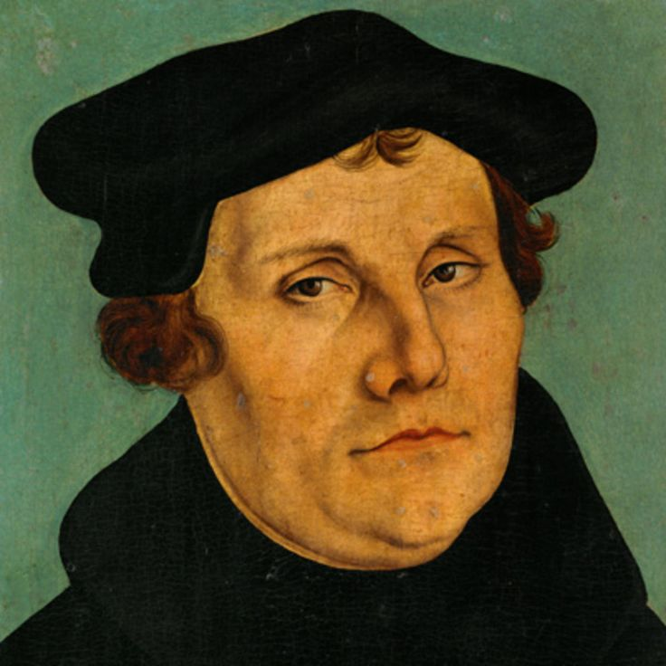 Learn about the life and ideas of theologian Martin Luther, who rebelled against the Roman Catholic church and began the Protestant Reformation in 16th-century Europe.