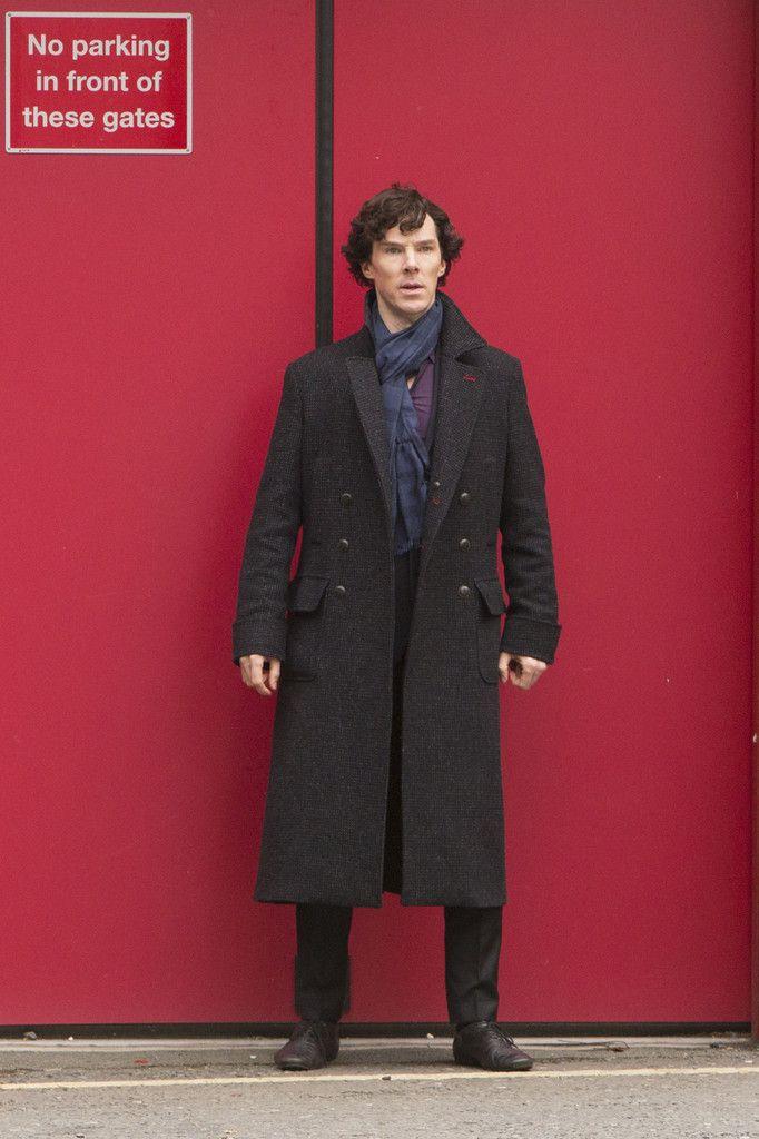 Cosplay Sherlock Holmes Gay