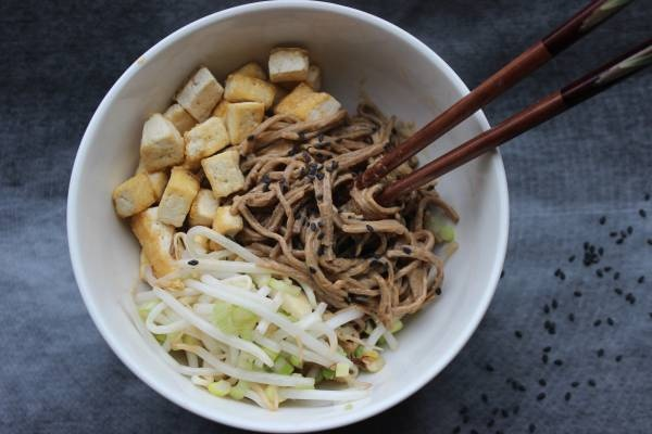 how to cook bean sprouts japanese style
