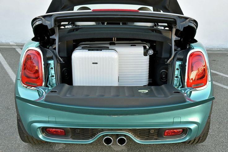 The New MINI Cooper S Convertible สวยมาดเนี้ยบ..แรงได้ใจ ครั้งแรกในไทย ใหม่ล่าสุด