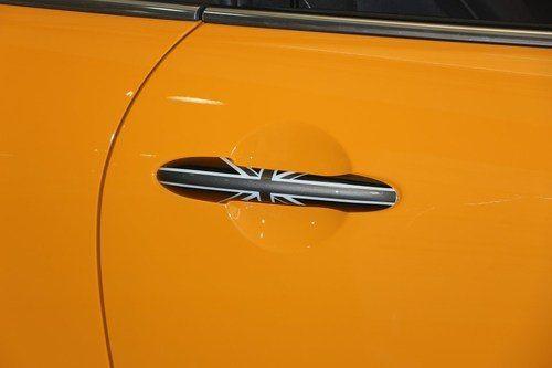 Union Jack Uk Design Door Handle Cover For Mini Cooper R50 R52 R53