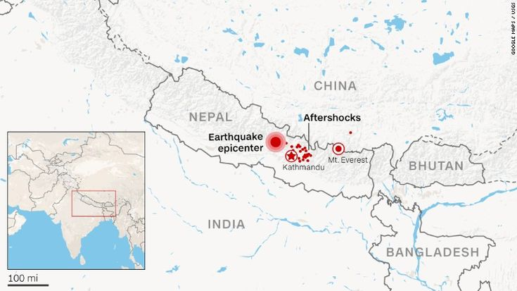 Nepal earthquake: Death toll climbs above 4,400 - CNN.com Earthquake 7.9 on Saturday April 25 2015   bigtime DOOM indeed i pray for all the souls there!  i love Napal!