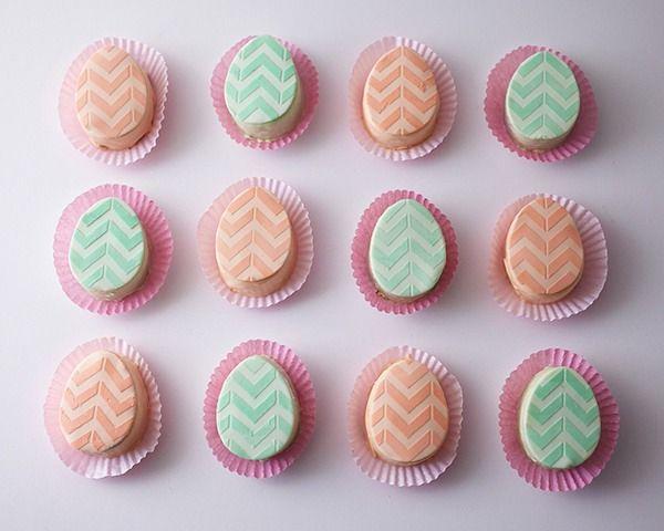 Huevos de Pascua ¡originales! Huevos de Pascua muy originales, si queréis sorprender con huevos de Pascua que no sean los clásicos de chocolate, no os perdáis estas recetas de Pascua.