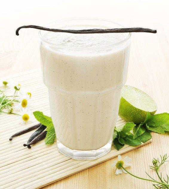 Lovin' Lime No-Milk Shake