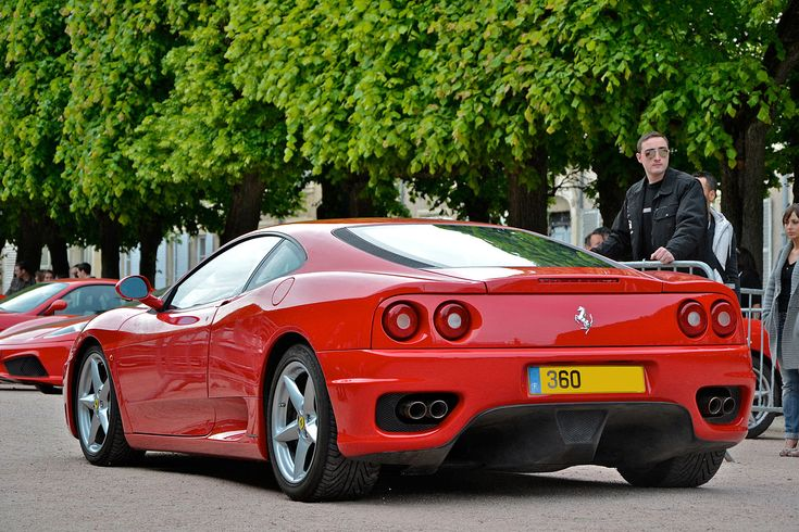 Ferrari 360 Modena - Flickr - Alexandre Prévot (39) - Ferrari 360 - Wikipedia