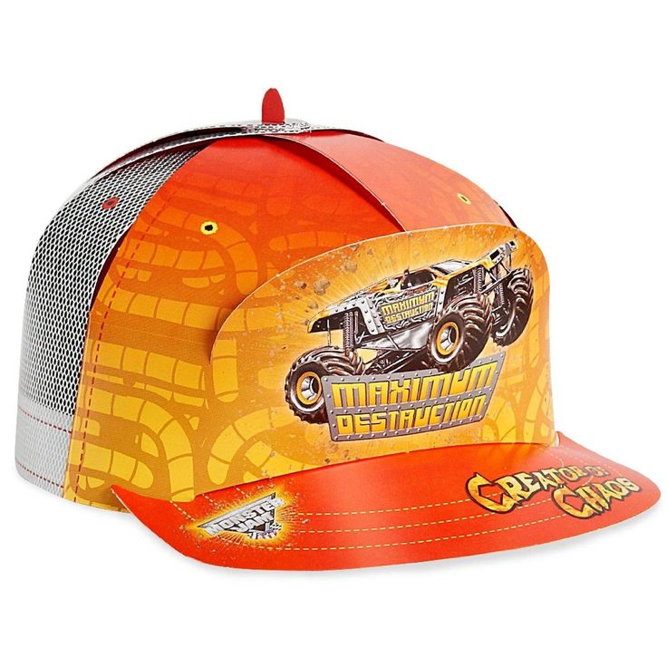 Nice Party Supplies Monster Jam Trucker Hats (8) just added...