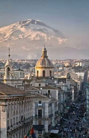 Catania,Sicily