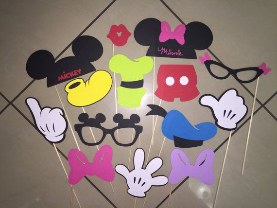 Mickey Mouse Clubhouse Photo Props Photo by PerfectlyBoutique