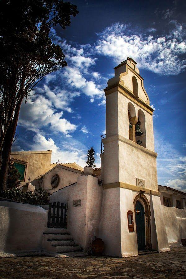Church in Corfu, Greece