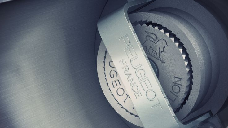 Peugeot mills and grinders, Peugeot Design Lab - Peugeot
