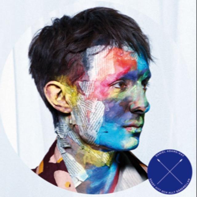 Daniel Adams Ray album Svart vitt och allt där emellan