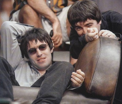 Gallagher brothers <3