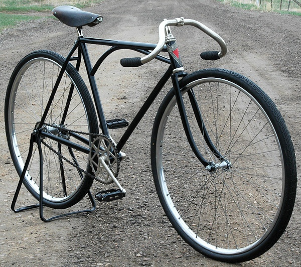1920s iver johnson truss bridge track road racer bicycle wood wheel prewar bike ebay