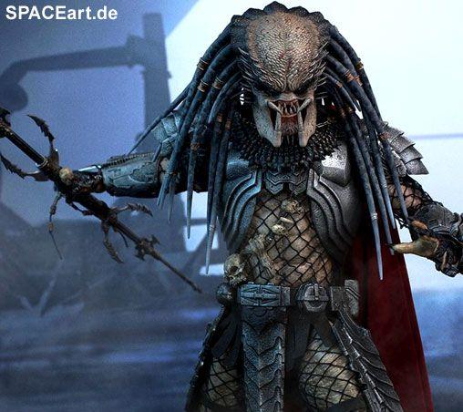Alien vs. Predator: Elder Predator, Deluxe-Figur (voll beweglich) ... https://spaceart.de/produkte/avp011.php
