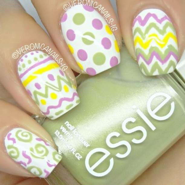 Easter Nail Art Designs: 17 Best Images About Easter Nail Designs On Pinterest
