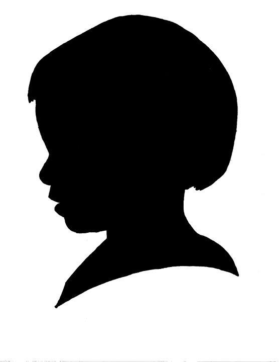 profile | Profile Silhouettes | Pinterest