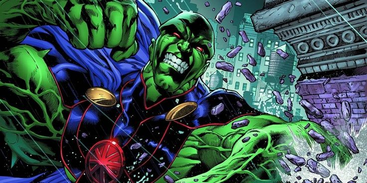 Martian Manhunter Explained Facts 15 Superheroes We Would Rather Have As Villains
