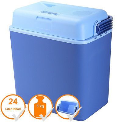 39L 12V+230V+Gas Thermobox CAMPING KÜHLBOX Drink Cooler Box Mini ...