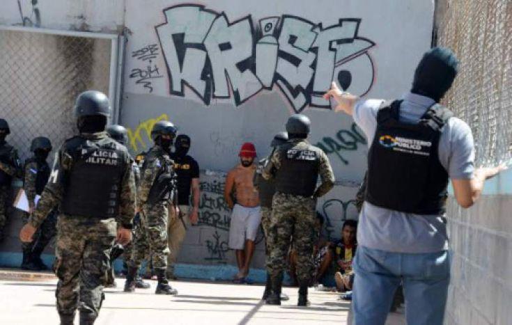Guatemala, Honduras y El Salvador ponen en marcha fuerza conjunta contra pandillas Guatemala, Honduras y El Salvador pusieron en marcha una fuerza conjunta para el combate del crimen organizado, incluidas las pandillas que siembran el terror en esos países y se desplazan por las áreas fronterizas, informó este lunes el gobierno salvadoreño.  - Revista Estrategia & Negocios
