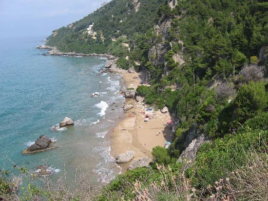 Mirtiotissa Beach: Mirtiotissa