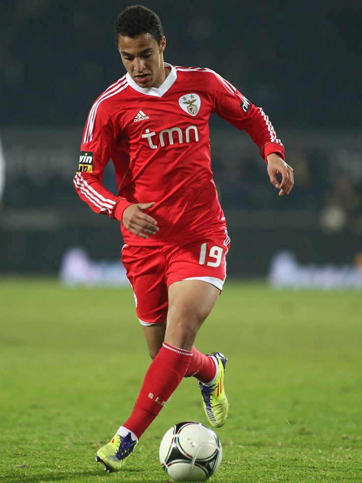 Rodrigo Moreno Machado on SL Benfica