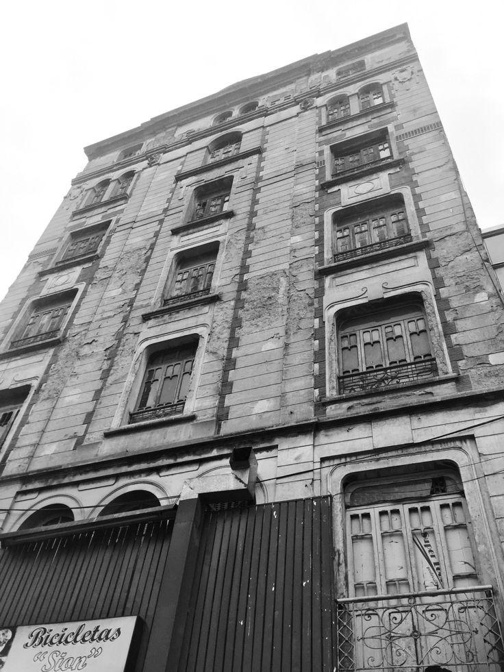 JG EA Arquitectura — Torre Manuel Peraza,Primer rascacielos de la...