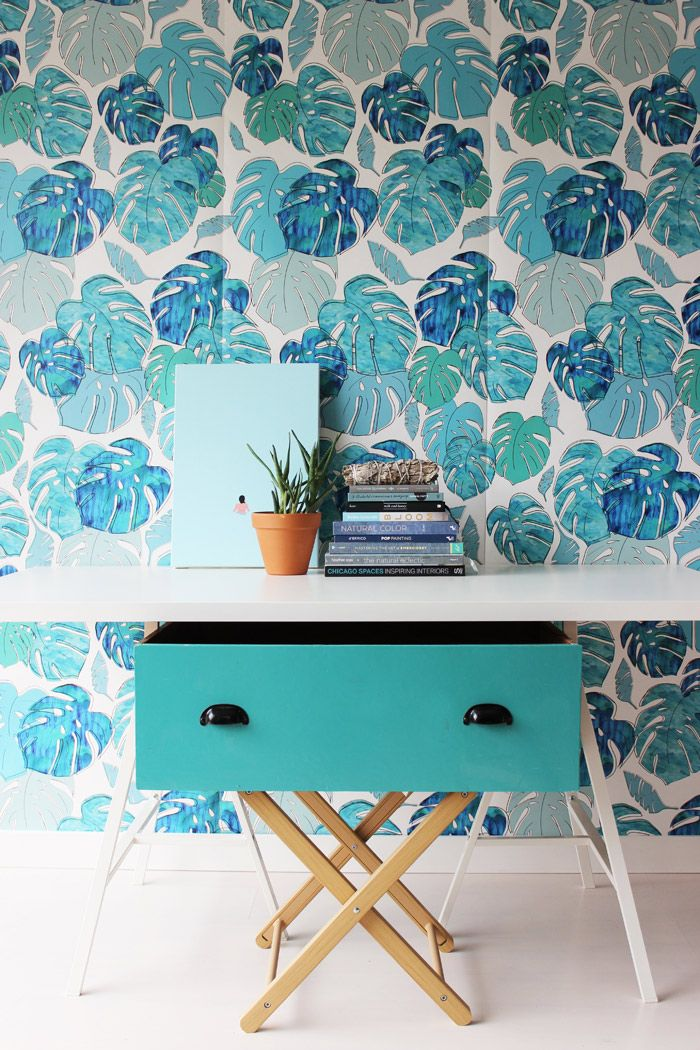 Announcing Poppytalk x Milton & King Wallpaper | Poppytalk