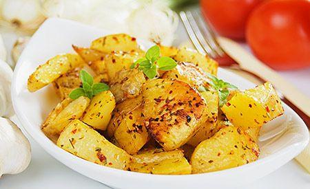 Kartoffeln gegen Bluthochdruck