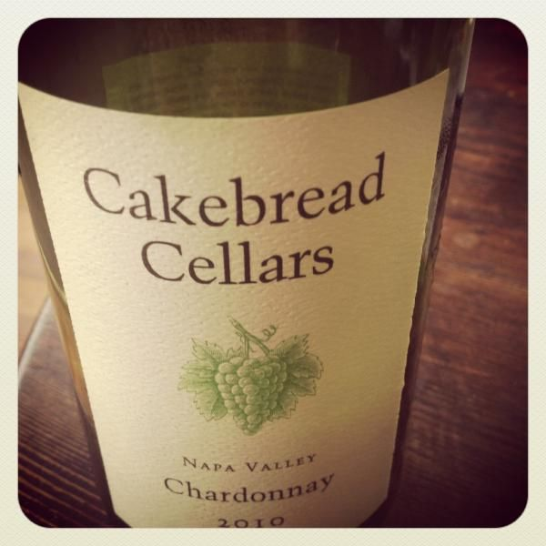 Cakebread Chardonnay - Love this wine!
