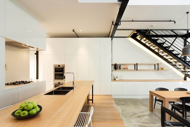 Fantastic Redesign Of An Old Warehouse In Melbourne - UltraLinx