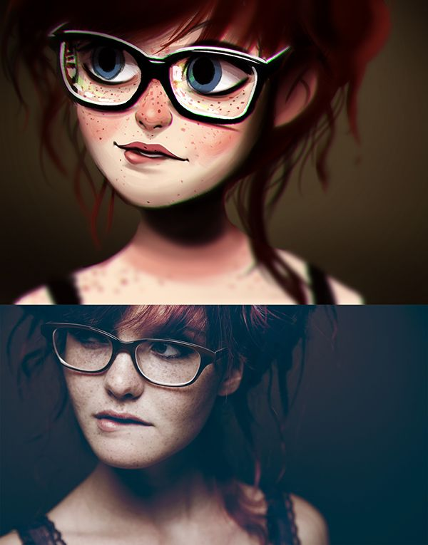 Portraits on Behance ★ Find more at http://www.pinterest.com/competing/