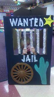 jail dramatic play