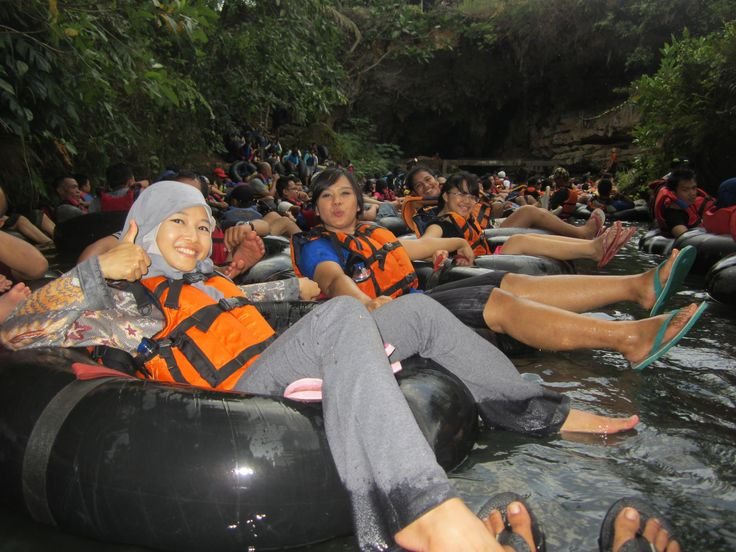 Are you ready for Adventuring the Cave Tubing Pindul??