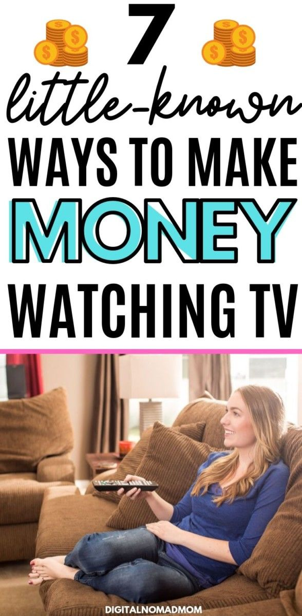 How to get paid to watch tv – 7 little known ways …