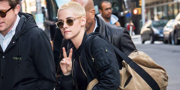 Kristen Stewart: «E ora me la godo»