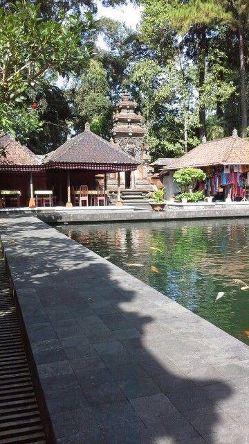 Tirta empul, sacred holy temple