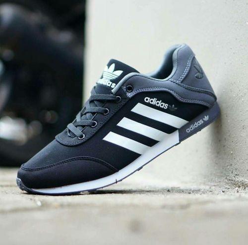 Sepatu Adidas Neo Running Pria